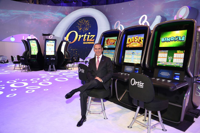 Ortiz Gaming confirma su asistencia al ICE Totally Gaming 2017