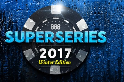 888 repartió 732.000 euros en las SuperSeries 2017