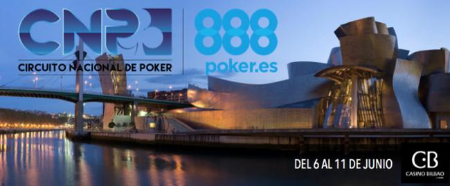 Circuito Cnp : El circuíto nacional de poker cnp listo para su etapa en bilbao