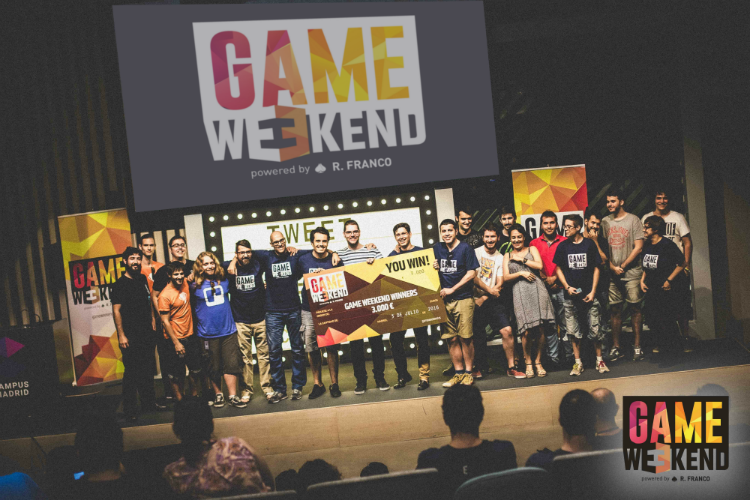 R Franco convoca el III Game Weekend