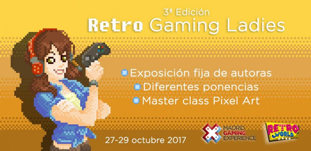 Anunciada la Tercera edición Gaming Ladies