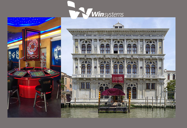 WIN SYSTEMS instala en el Casino di Venezia su impresionante Ruleta China Gold Club