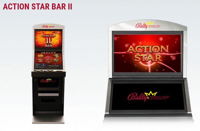 Bally Wulff Action Star