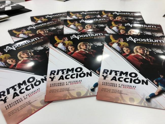 Calendario De Hacienda 2020.Apostium Lanza El Calendario Deportivo 2019 2020 Video