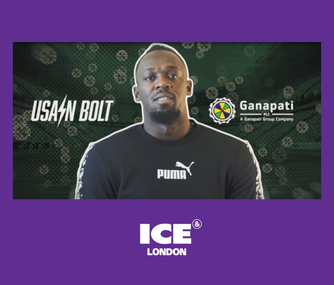 Usain Bolt estará en ICE London 2020