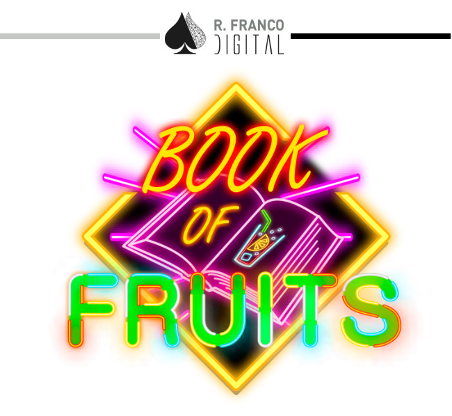 Book of Fruits: la última slot online producida por R.Franco Digital que destacará en ICE London (VER VÍDEO)