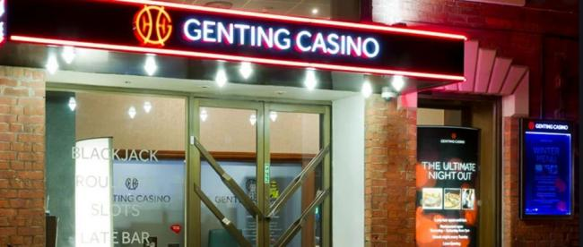 Genting Casino Newcastle Jobs