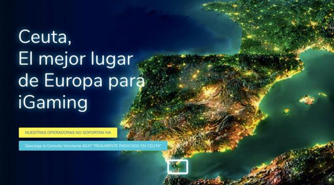 Another Report Considers Ceuta As The Best Location For Online Gaming Companies