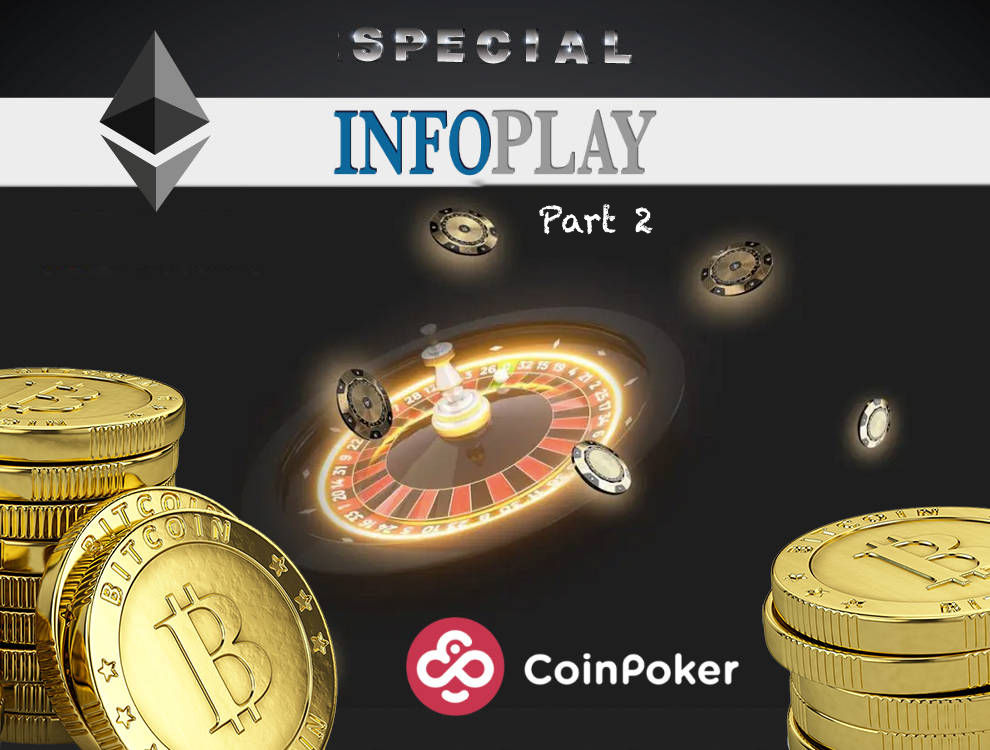 GAME AND CRYPTOS - PART II