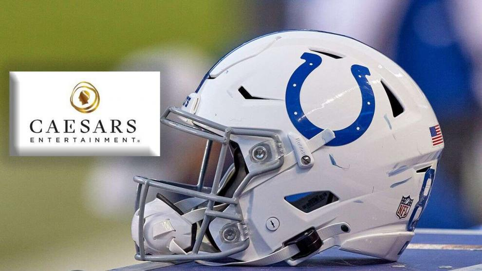 Caesars Entertainment and William Hill Become Sports Betting Partners of the Indianapolis Colts