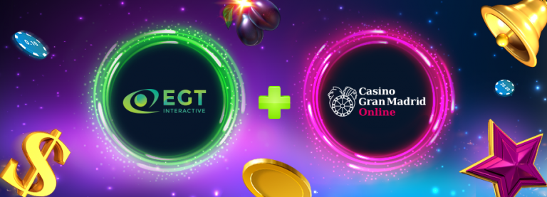 EGT expands its alliance with Casino Gran Madrid to lead the Spanish iGaming market