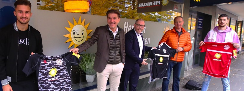 Gauselmann Group will be the new sponsor of the Rot-Weiß Koblenz regional football team