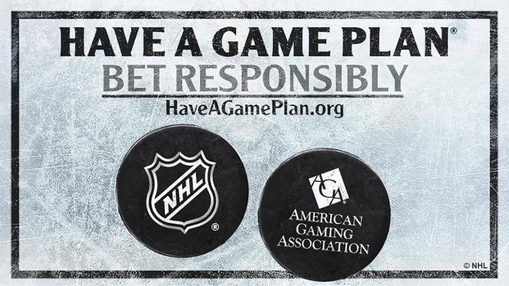 The American Gaming Association partners with the National Hockey League to promote responsible gaming