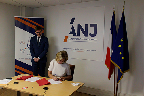 France's new National Gambling Authority signed an important agreement with its Dutch counterpart