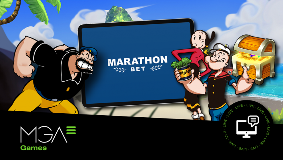 Marathonbet strengthens its position in Spain with MGA Games content