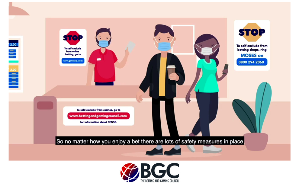 BGC shares a great animation on the importance of the regulated gaming sector