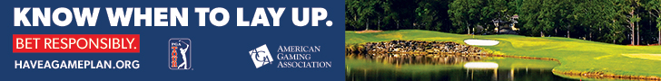 PGA TOUR and AGA Align to Educate Fans on Responsible Gaming