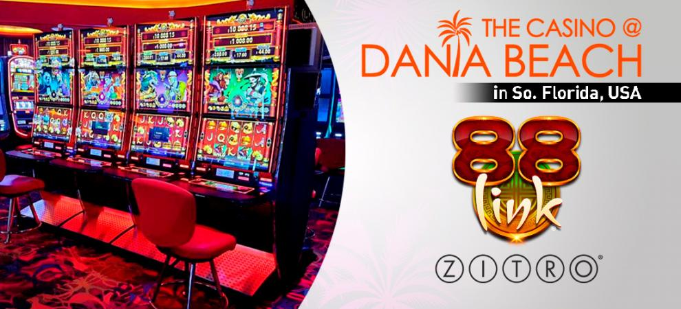 88 LINK from ZITRO debuts in the US with the Casino at Dania Beach