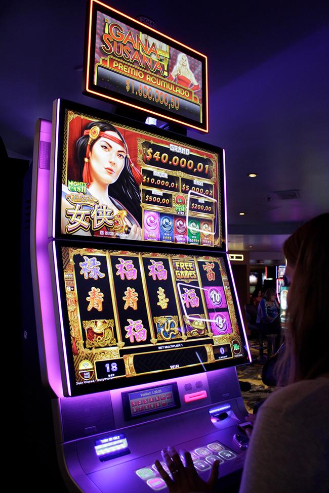 Aristocrat pokies online casino