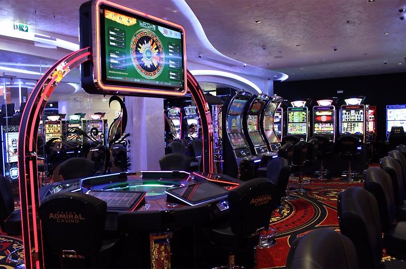 admiral casino games
